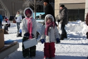 Images from SnowMAZEing Family Fun Day - Photo by Monica Giesbrecht
