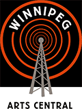 Winnipeg Arts Council Transmission Tower Logo